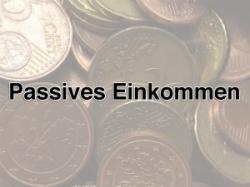 Der Weg zu passiven Einkommen