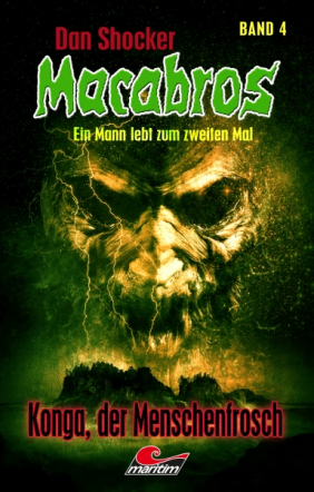 Dan Shocker's Macabros 4