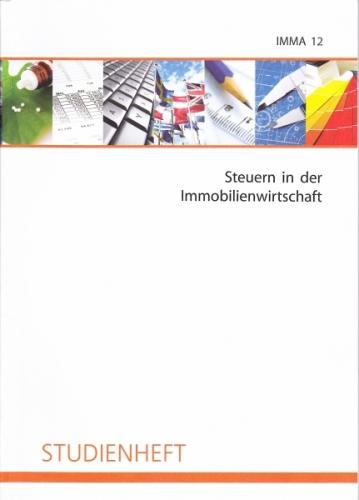 ILS Immobilienmakler Einsendeaufgabe IMMA12 /Lösung Note: 1