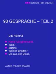 DMV - 90 GESPRÄCHE/ TEIL 2