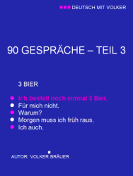 DMV - 90 GESPRÄCHE/ TEIL 3