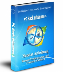 Wifi4free Network Protection - eBook PC Hack erkennen 1