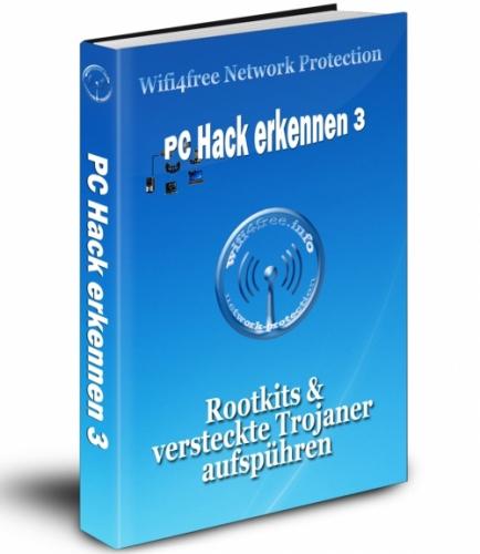 Wifi4free Network Protection - eBook PC Hack erkennen 3