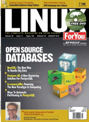 Open Source For You, January, 2012
