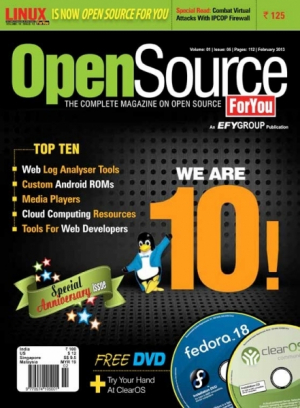 Open Source For You, February 2013