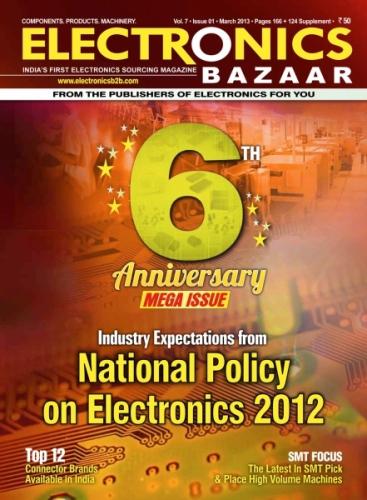 Electronics Bazaar, March 2013