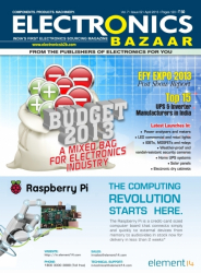 Electronics Bazaar, April 2013