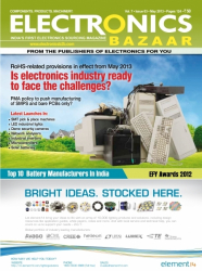 Electronics Bazaar, May 2013
