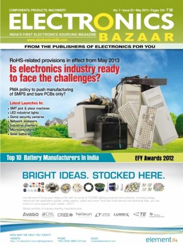 Electronics Bazaar, May 2013