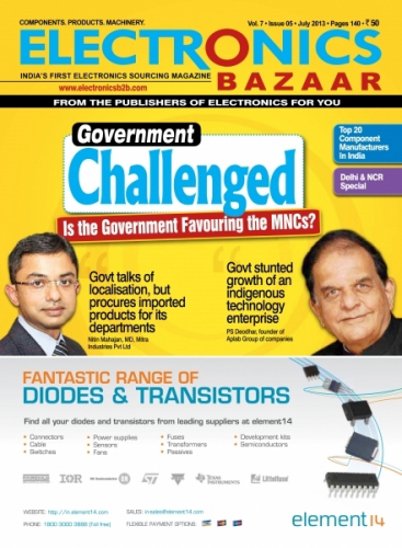 Electronics Bazaar, July 2013