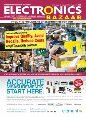 Electronics Bazaar, August 2013
