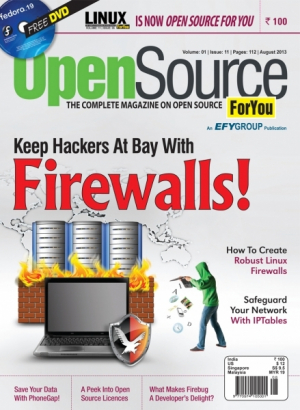 Open Source For You, August 2013