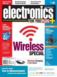 Elecyronics For You, September 2013