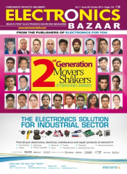 Electronics Bazaar, October 2013