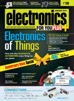 Electronics For You, January 2014
