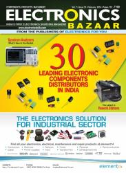 Electronics Bazaar, February 2014