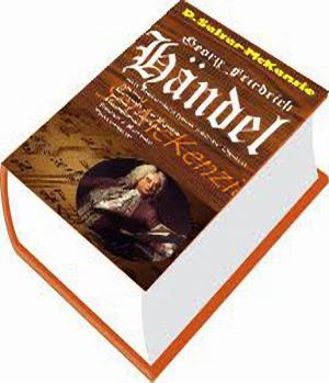 Händel – mit kompletten Notenbuch seiner Opern
