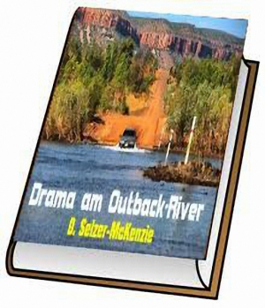 Drama am Outback-River