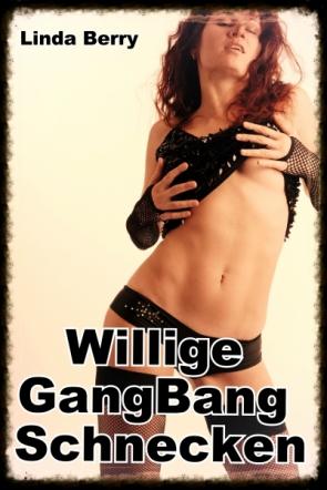 Willige GangBang Schnecken