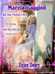Polish Songs Sheets Music - Marzia Gaggioli