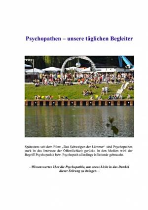 Psychopathen – unsere täglichen Begleiter