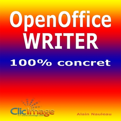 Openoffice Writer 100% concret