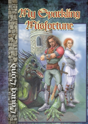 My Sparkling Misfortune (The Lakeland Knight series, #1)