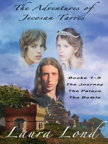 The Adventures of Jecosan Tarres (books 1-3)