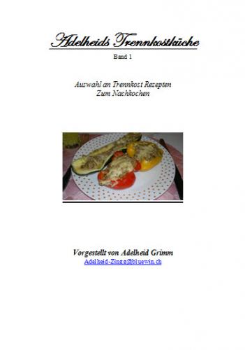 Adelheids Trennkostküche 1