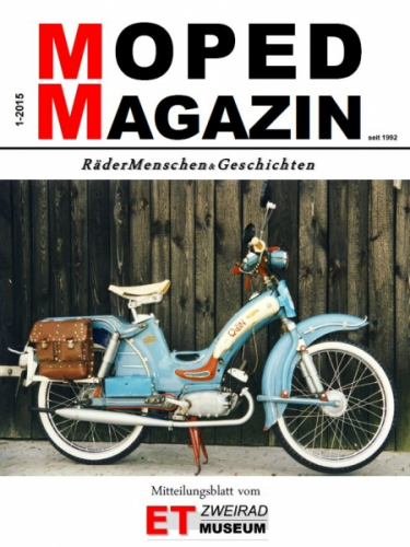 MOPED-MAGAZIN 2015