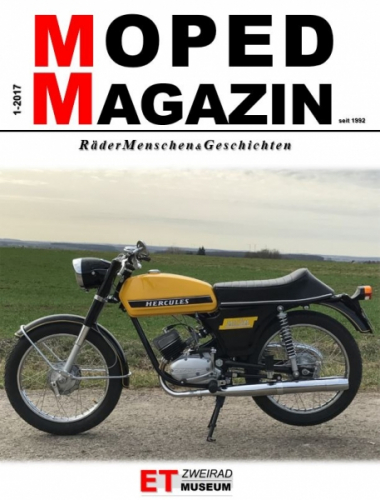 MOPED-MAGAZIN 2017