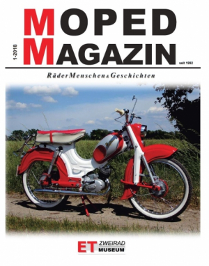 MOPED-MAGAZIN 2018