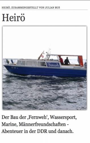 Heirös Boots-Abenteuer in der DDR und danach