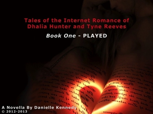 Tales of the Internet Romance of Dhalia Hunter & Tyne Reeves