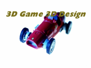 3D Design 3D Game