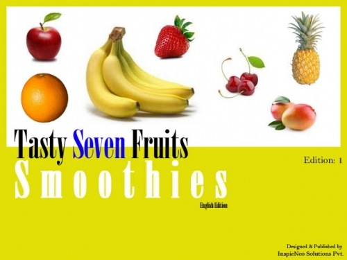 Tasty Seven Fruits Smoothies Recipes