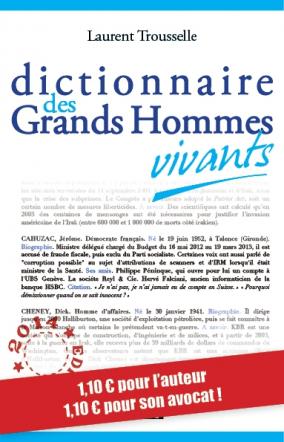 Dictionnaire des Grands Hommes vivants