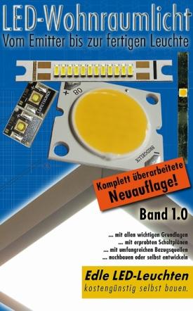 LED Wohnraumlicht Band 1