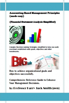 Accounting-Based Management Principles (Made Easy)