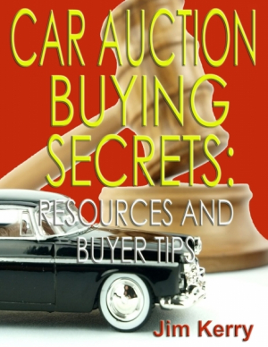 Car Auction Buying Secrets: Resources and Buyer Tips