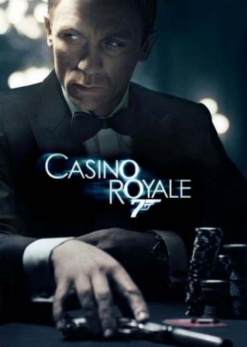 The Quantum Trilogy, Book 1: Casino Royale