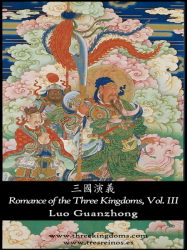 Romance of the Three Kingdoms Volume III