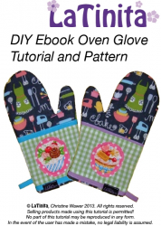 PDF Ebook Tutorial and Pattern Oven Glove