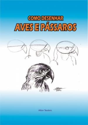 Como desenhar aves e pássaros