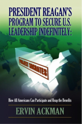 President Reagan's Program to Insure U.S. Leadership