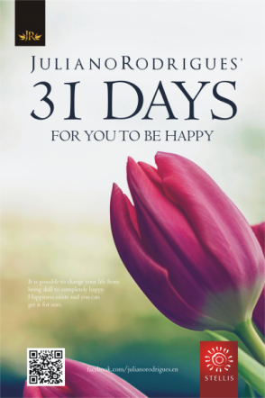 31 Days for you to be happy