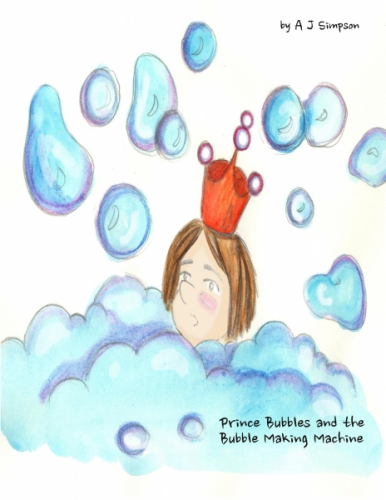 Prince Bubbles and the Bubble Making Machine
