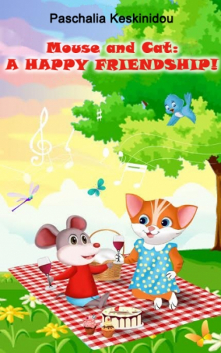 Mouse and Cat: A Happy Friendship!