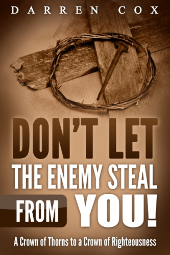 Don't Let the Enemy Steal from You!