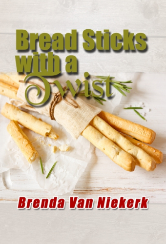 Bread Sticks with a Twist